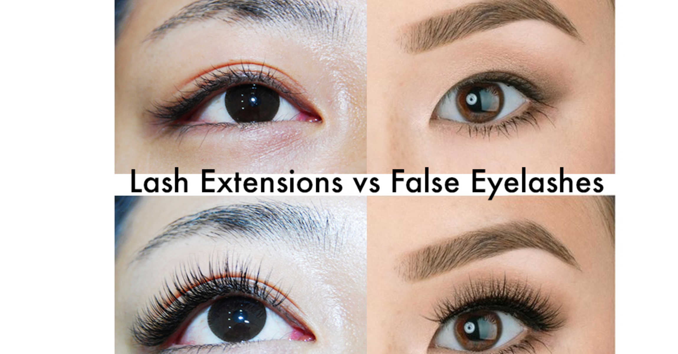 pictures False Lashes: How to Apply Them