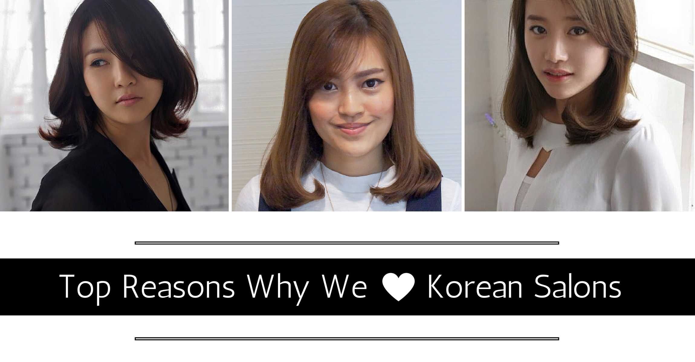 top reasons why korean hair salons are popular in singapore!