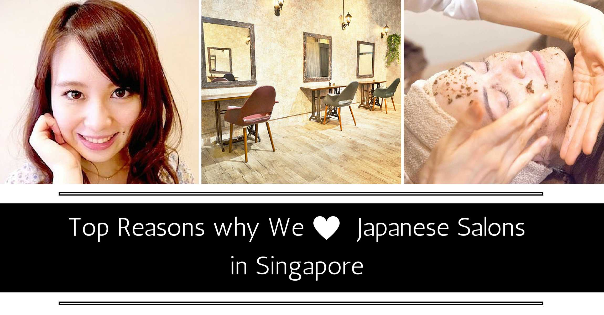 Best Reasons why you should visit Japanese Hair Salons or ...