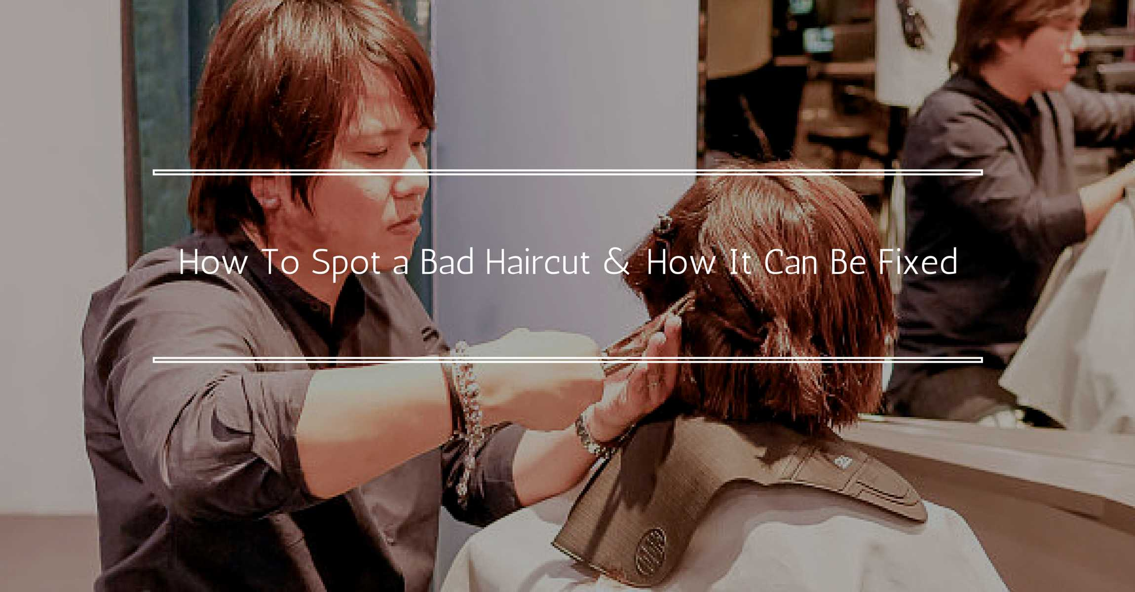 Outstanding To Spot A Bad Haircut And How It Can Be Fixed Short Hairstyles Gunalazisus