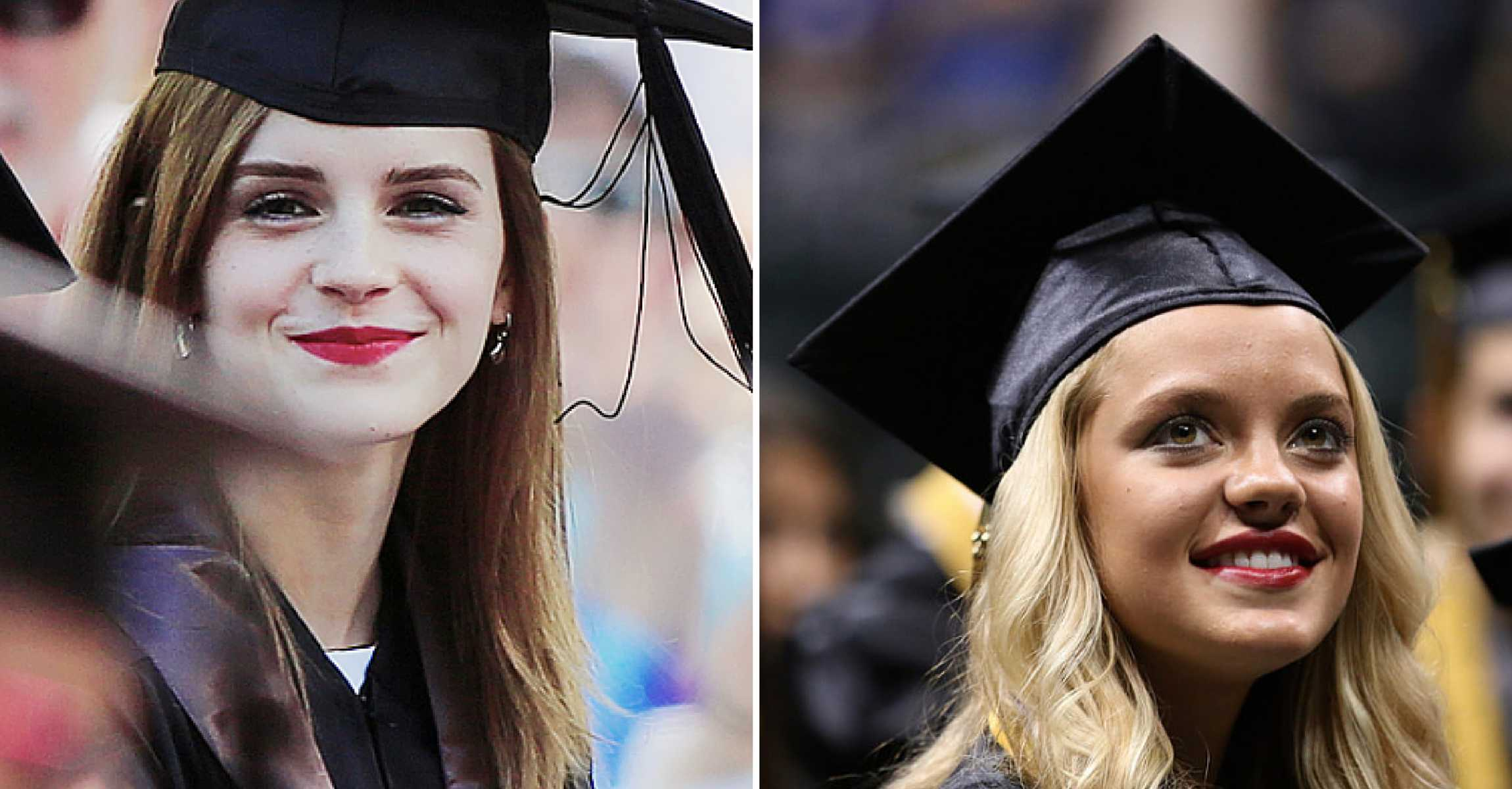 Graduation Hairstyles That Look Good Under The Mortar Board Beauty