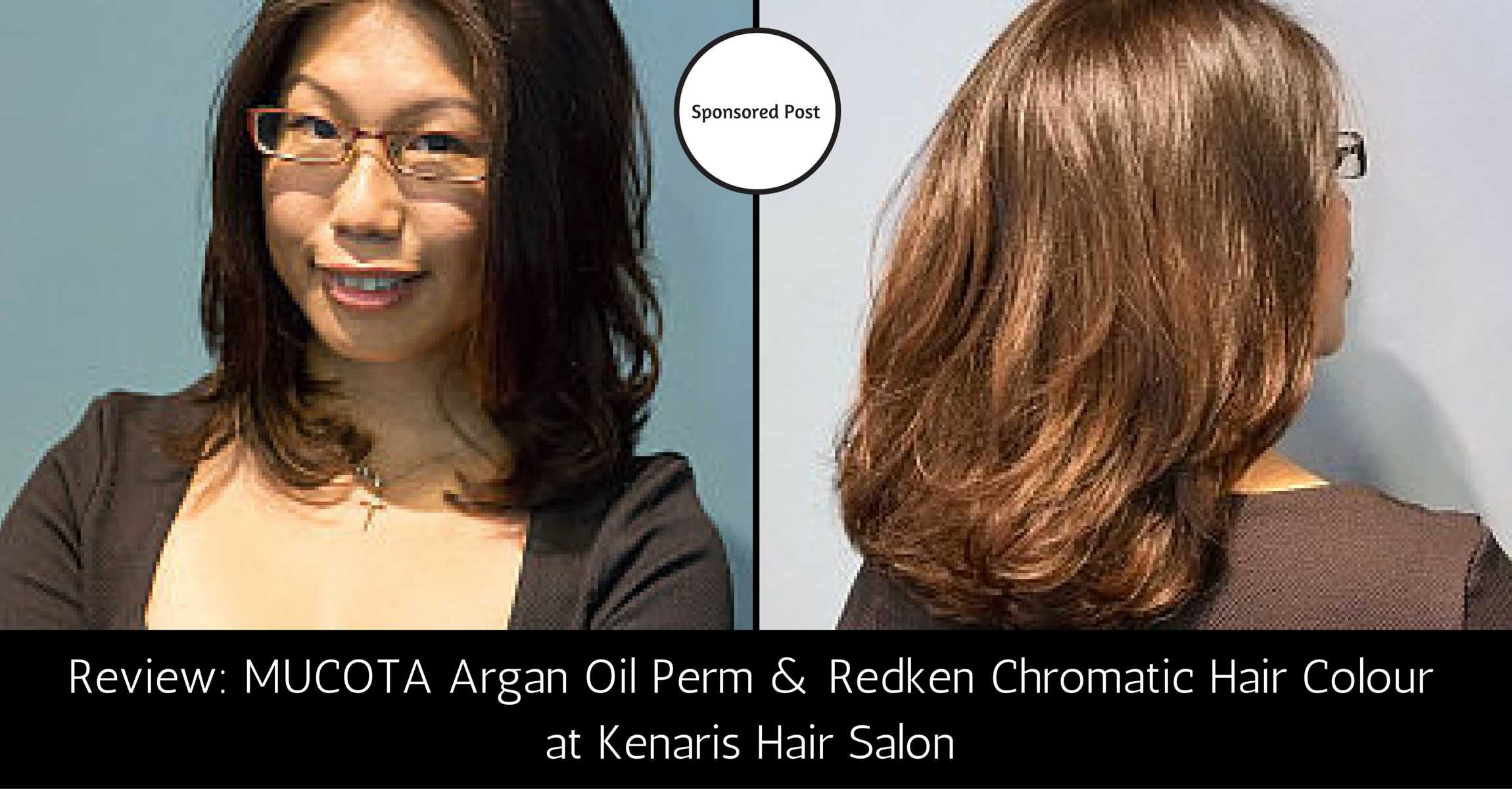 Hair Makeover 2015 Mucota Argan Oil Perm And Redken Chromatics Hair
