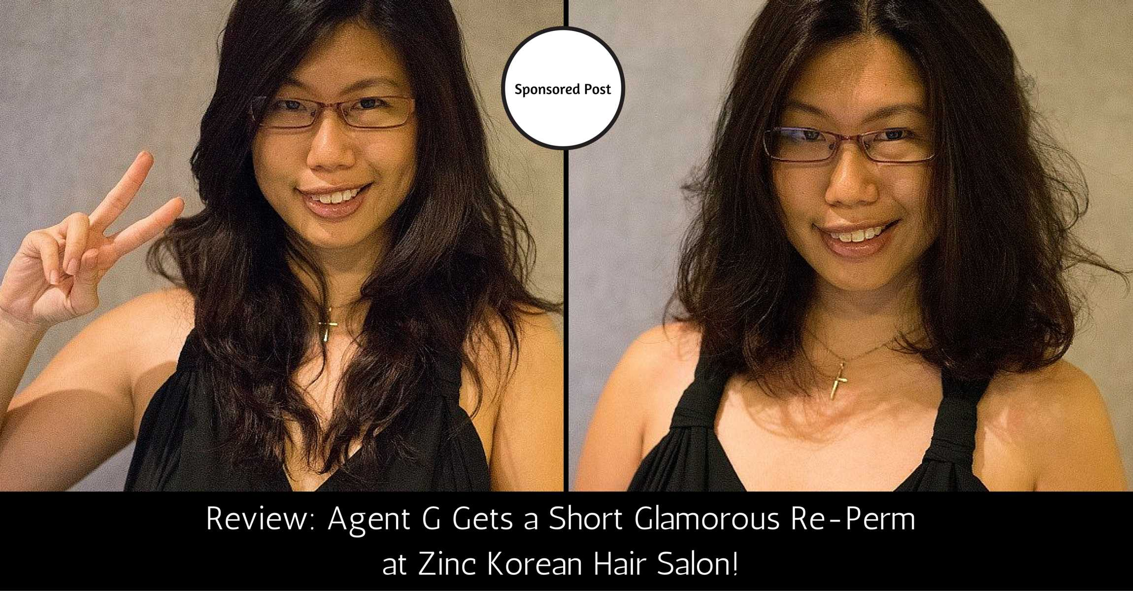 Straight perm procedure - Glamor Re Reperm At Zinc Korean Hair Salon