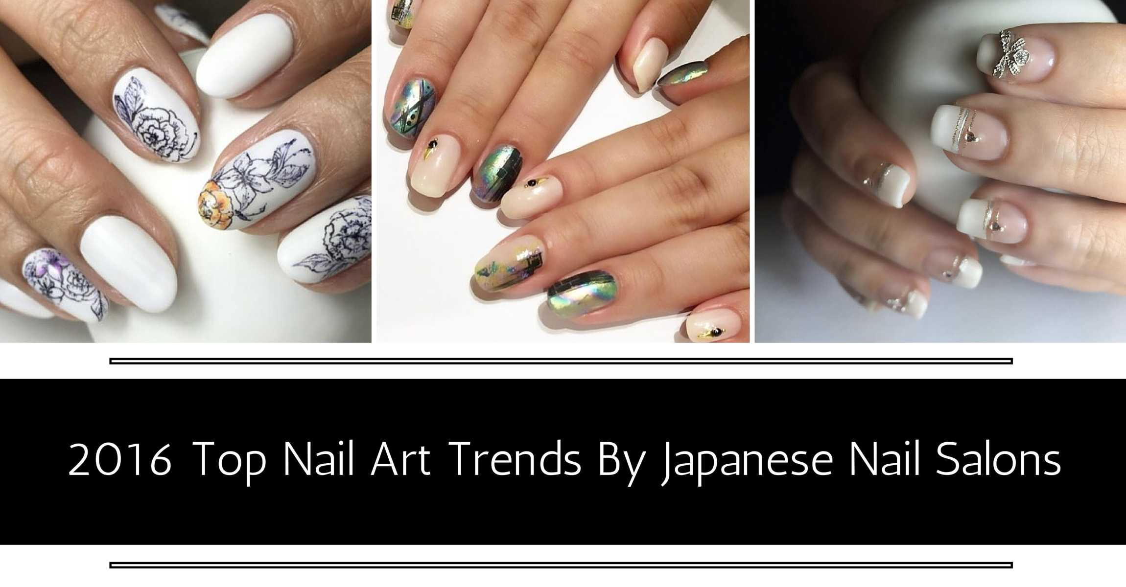 2016 Top Nail Art Trends By Japanese Salons In Singapore