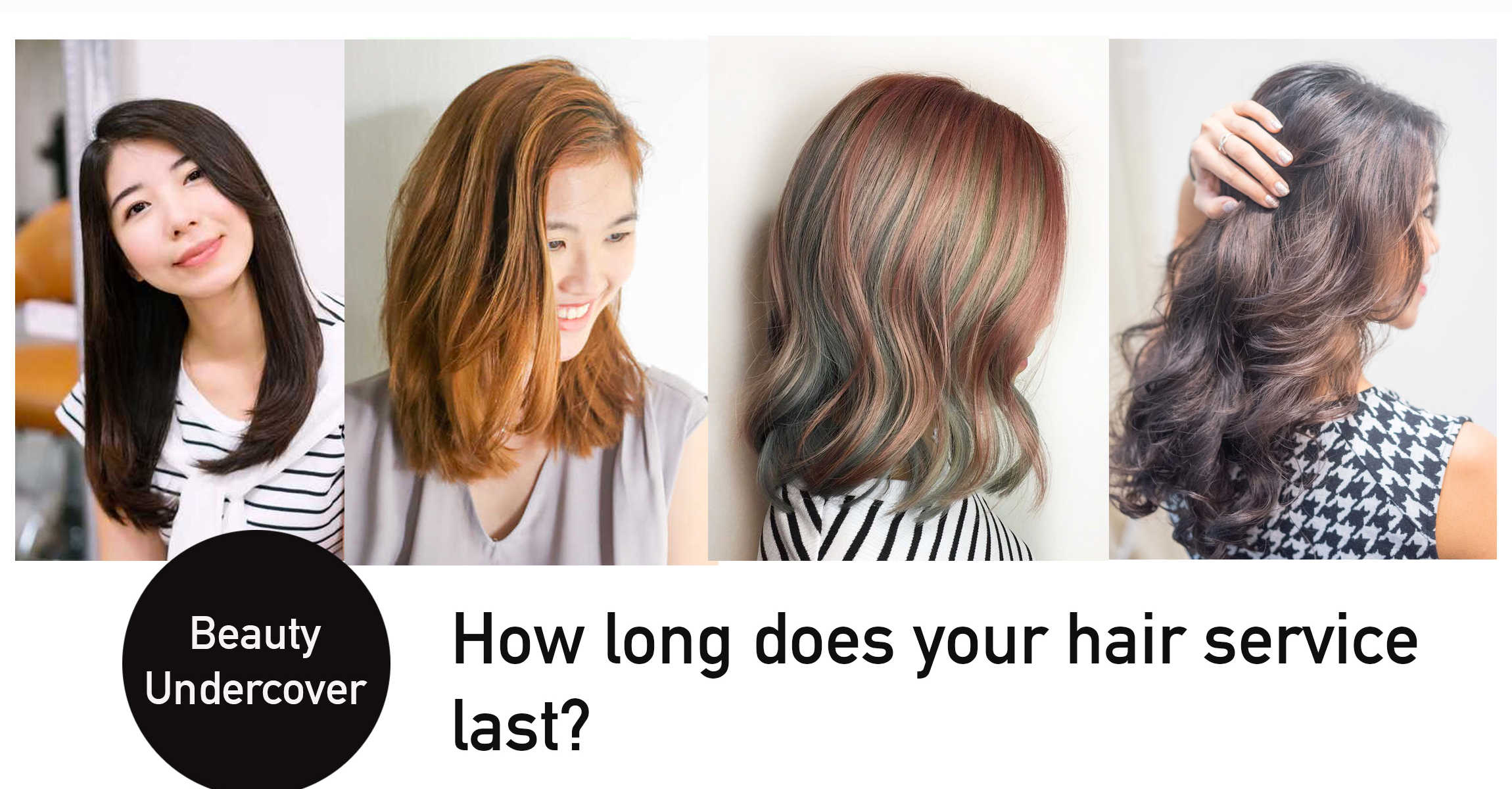 Straight perm how long does it last - Do You Know How Long Your Hair Service Can Last