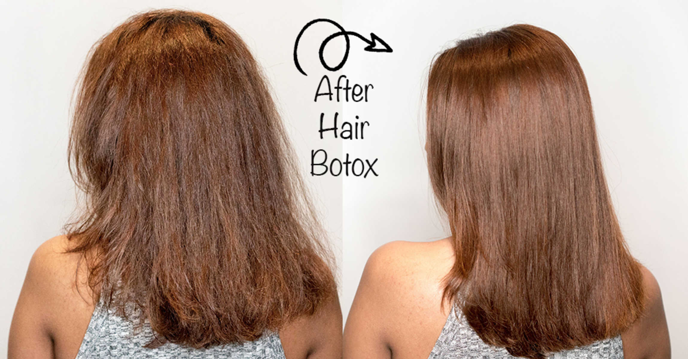 Hair Botox Can Revive Even the Most Damaged Hair