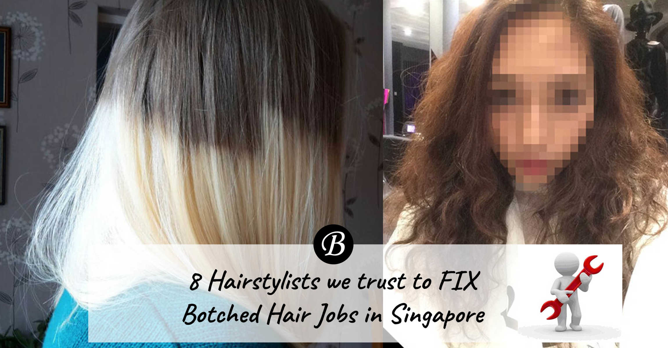 Fixer Hairstylists We Trust To Fix Your Hair After a Bad Colour ...