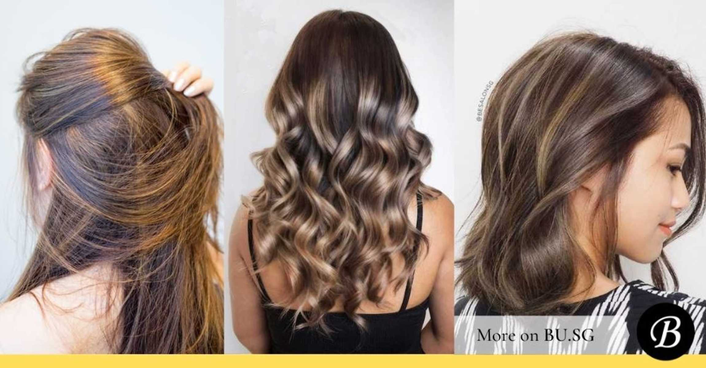 Balayage Vs Highlights Vs Lowlights Vs Sombre Vs Airtouch Highlights Vs Babylights Vs Ombre Vs Sombre