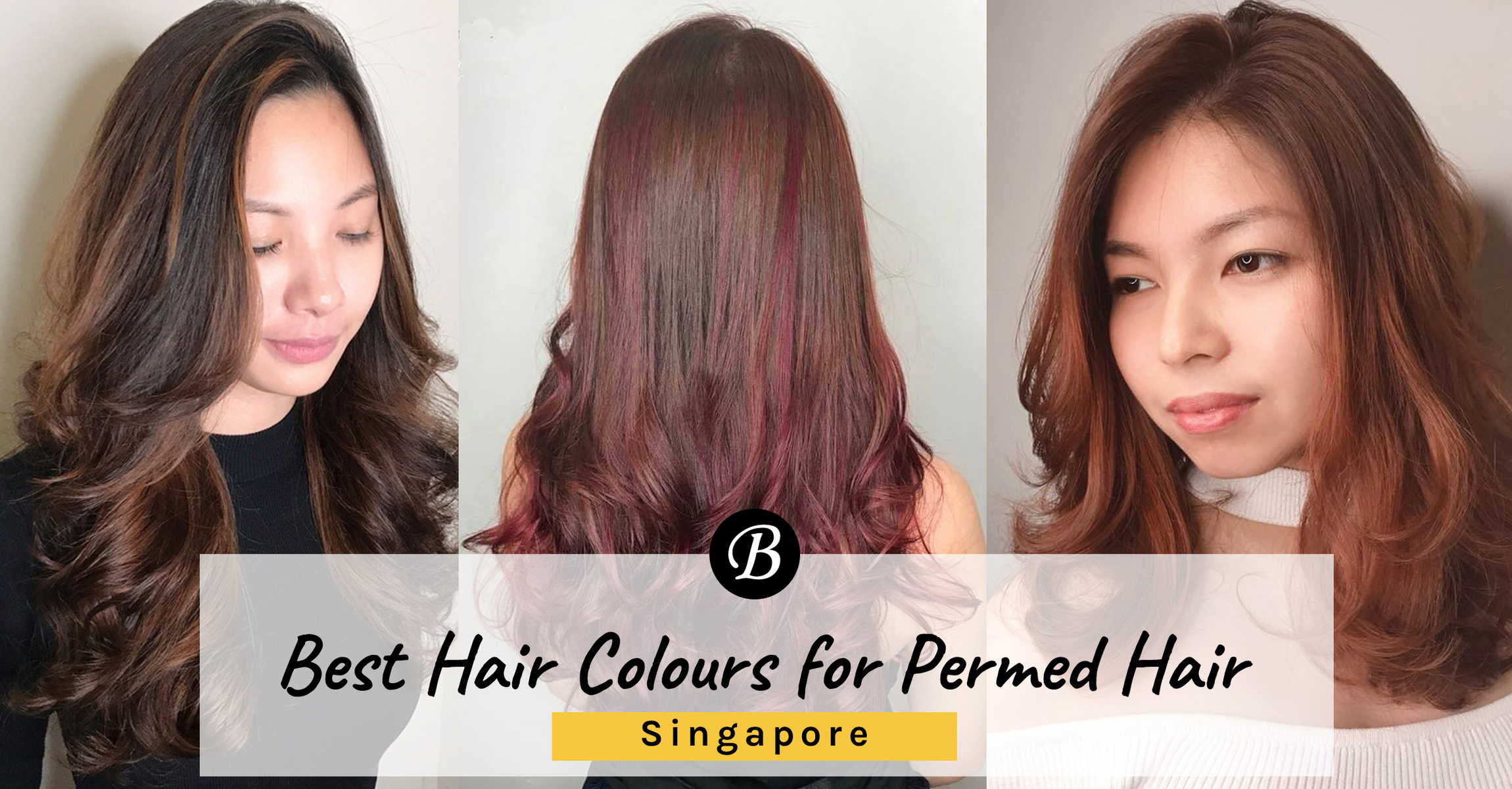 hair colouring techniques for your perm