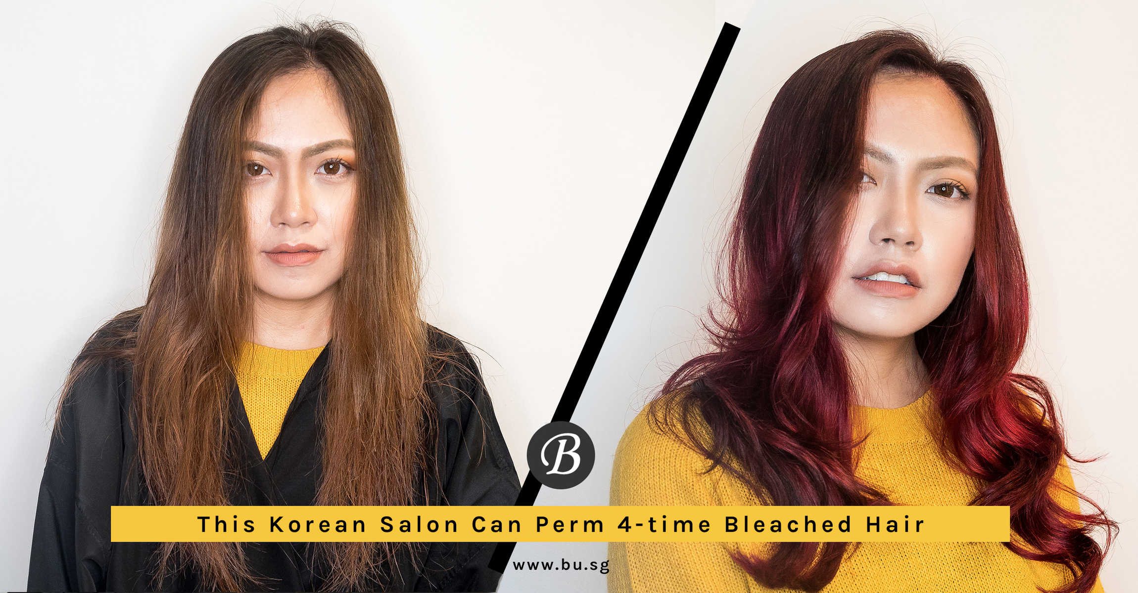 This Revolutionary New Perm Can Perm Hair That Has Been Bleached 4 Times