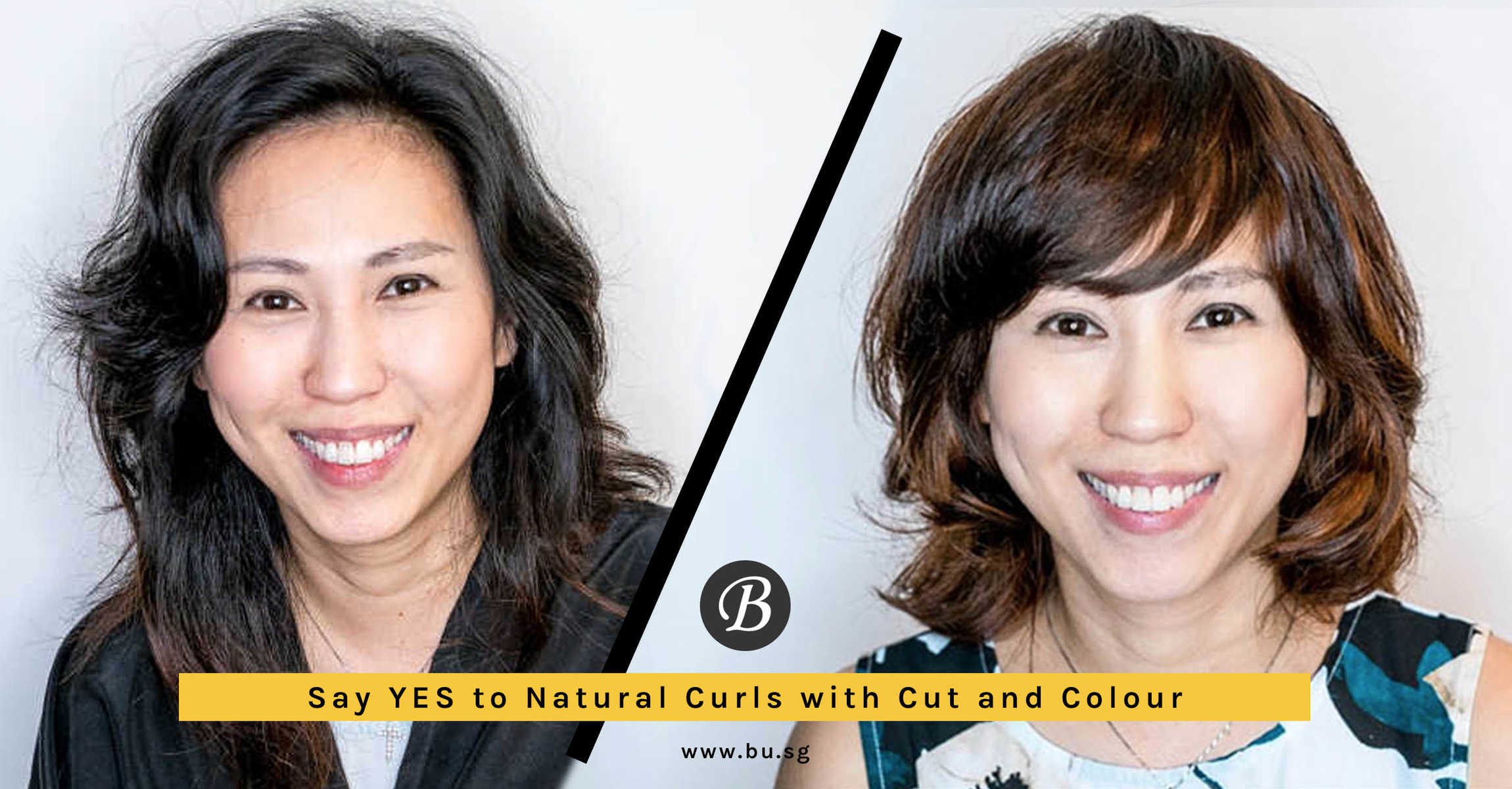 This Japanese Stylist Gives Curly Haired Agent Pl A Professional Bob