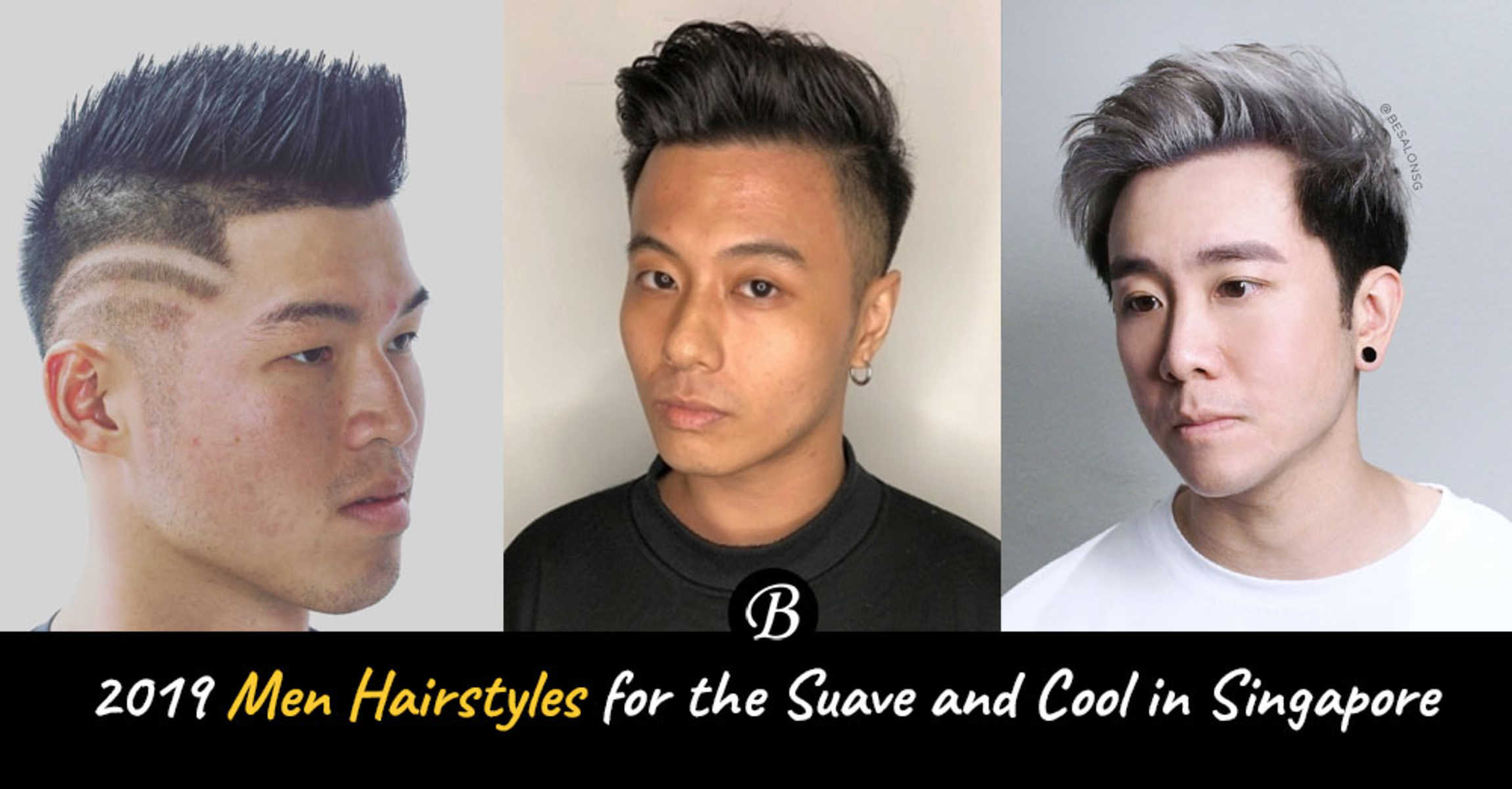 2019 S Trending Men S Hairstyles For The Suave And Fashion