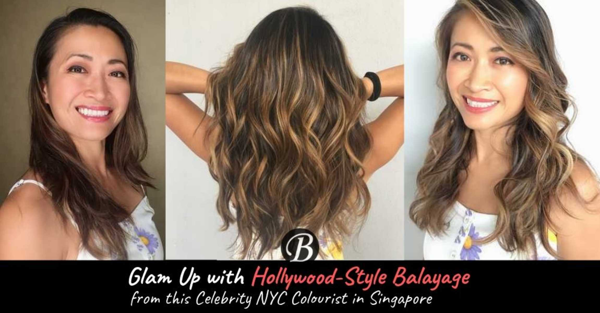 From Ordinary To Red Carpet Ready This Nyc Colourist Can