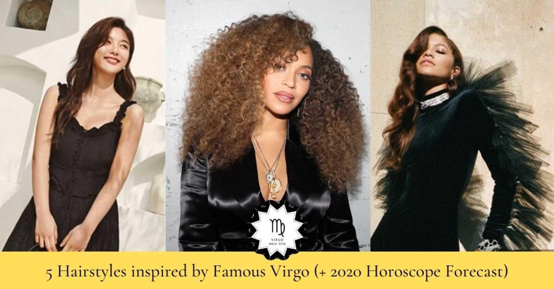 115 Horoscope Forecast for Virgo Women and 15 Celebrity-Inspired ...
