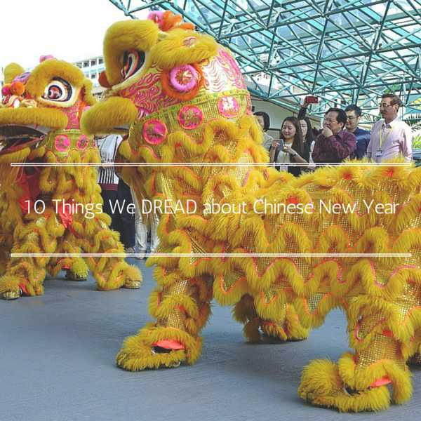 My Latest Article On Things: 12 Things To Do During Chinese New Year In Singapore