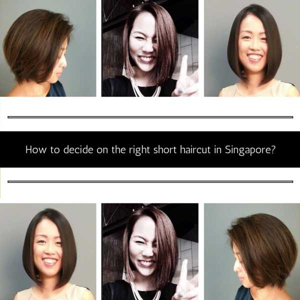how to decide on a haircut