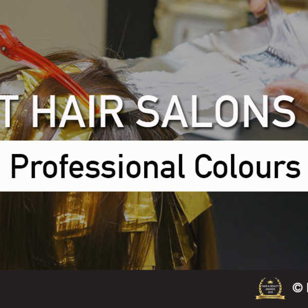 Best Hair Salons for Professional Hair Colours ...