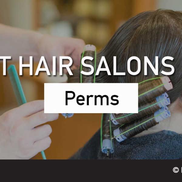 Best Hair Salons For Rebonding In Singapore