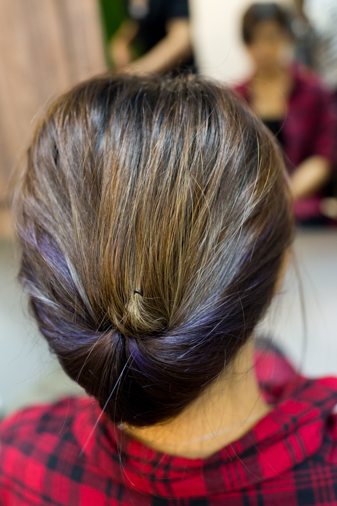 Style Your Hair In Under 10 Min Ponytail Twist Bun Updo Braids Beauty Undercover In Singapore