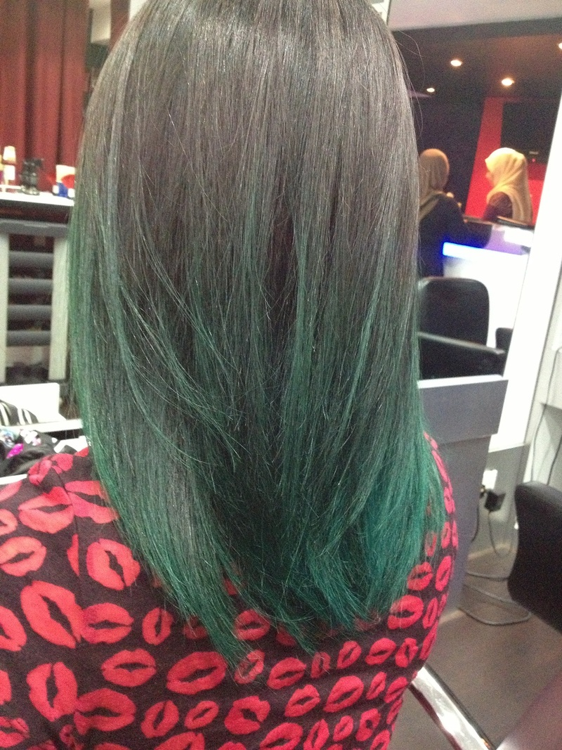 2013 Hair Colour Trends Hot In Singapore