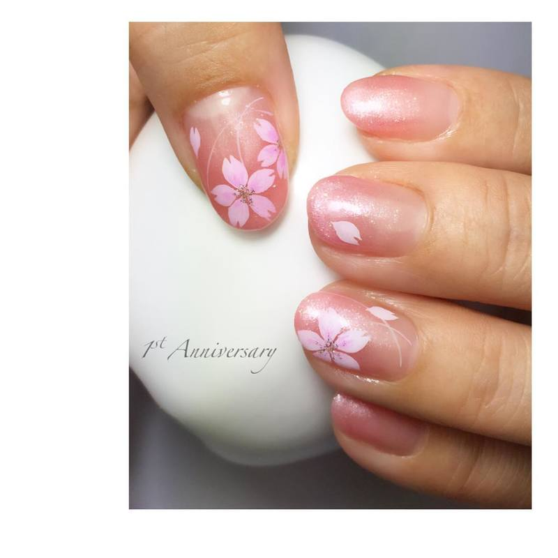 2016 Top Nail Art Trends by Japanese Nail Salons in Singapore