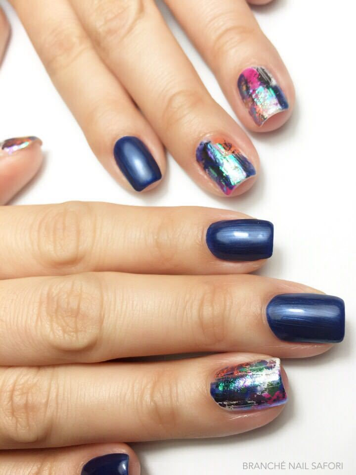 2016 top nail art trends by japanese nail salons in singapore for Salon nail art