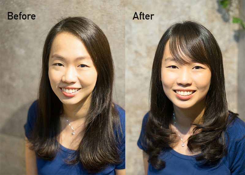 Best Hair Salons For Fringe Cuts In Singapore
