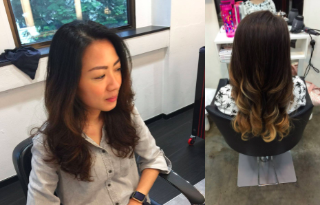 best hair salons for perms in singapore