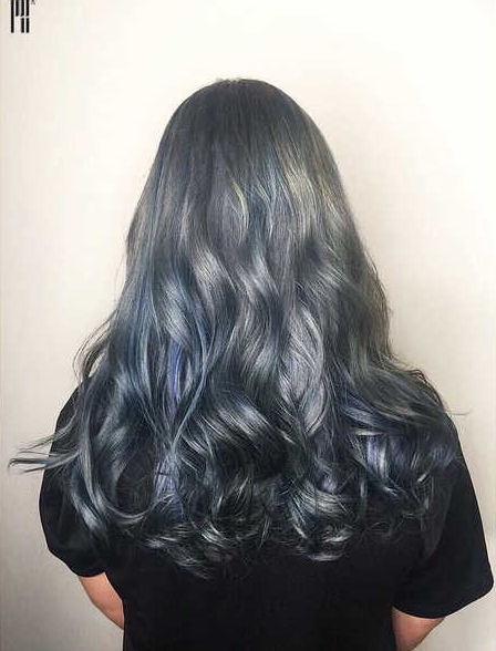 Reasons Why You Should Try Blue Hair Colour At Least Once In Your Life