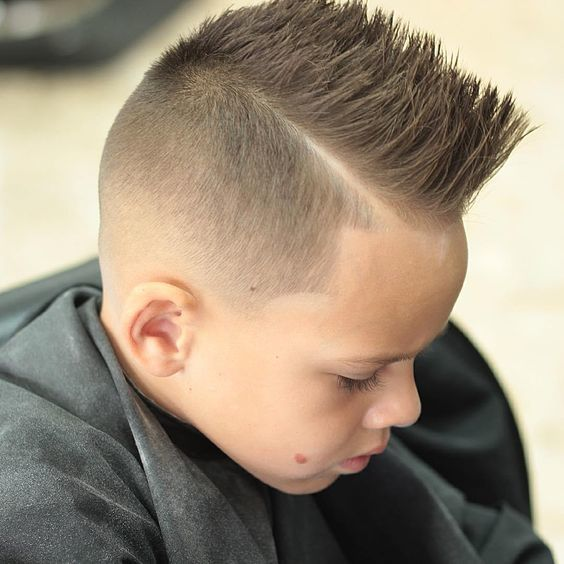 Short Fade Haircut Kids 66
