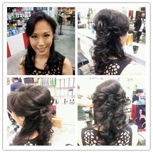 Best salons in singapore for d d hair styling for Act point salon review