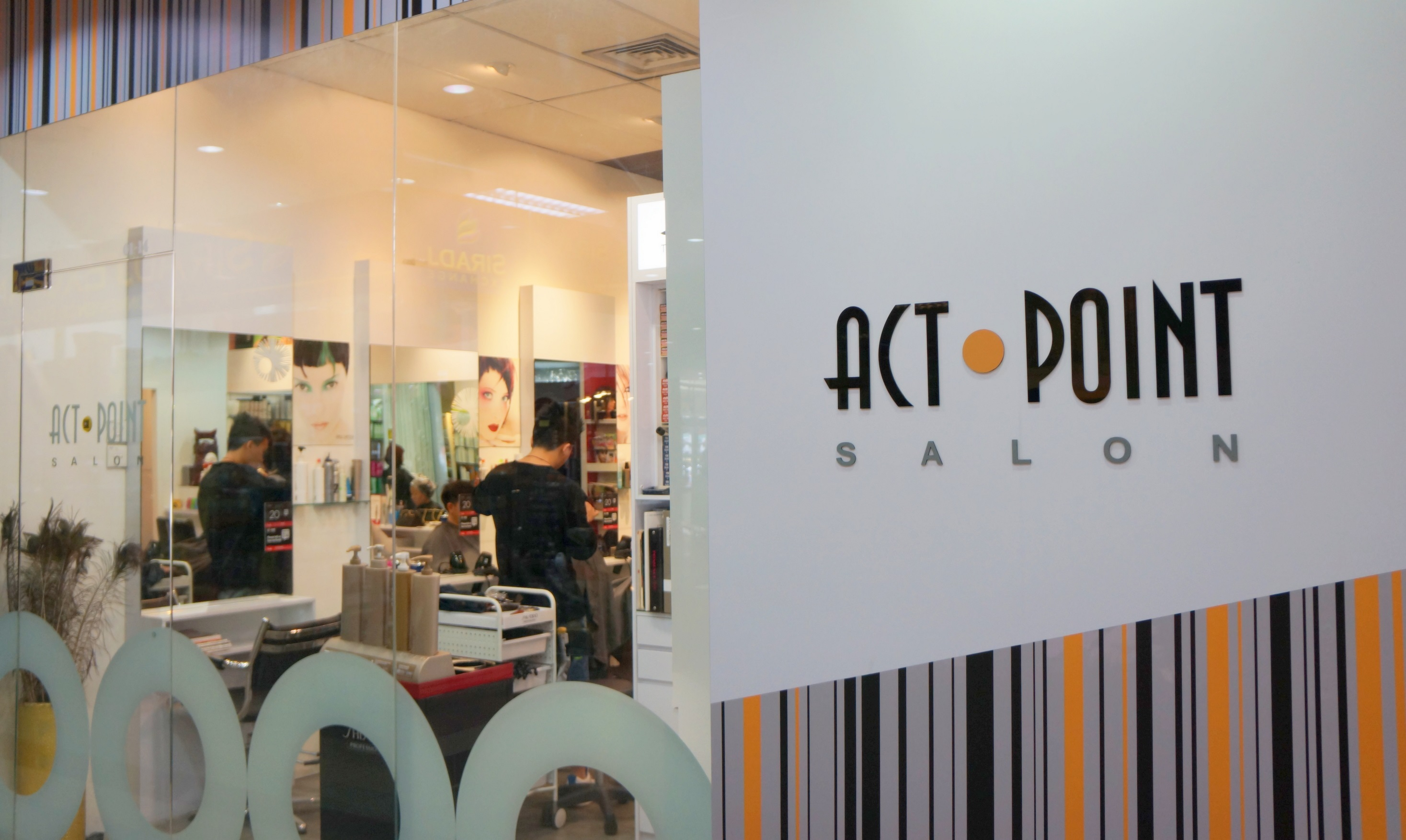 Salons with promotions or no surcharges for chinese new year for Act point salon review