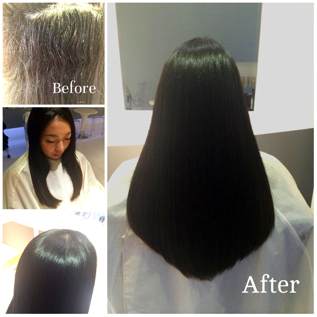 Differences Between Soft Rebonding Vs Volume Rebonding Vs