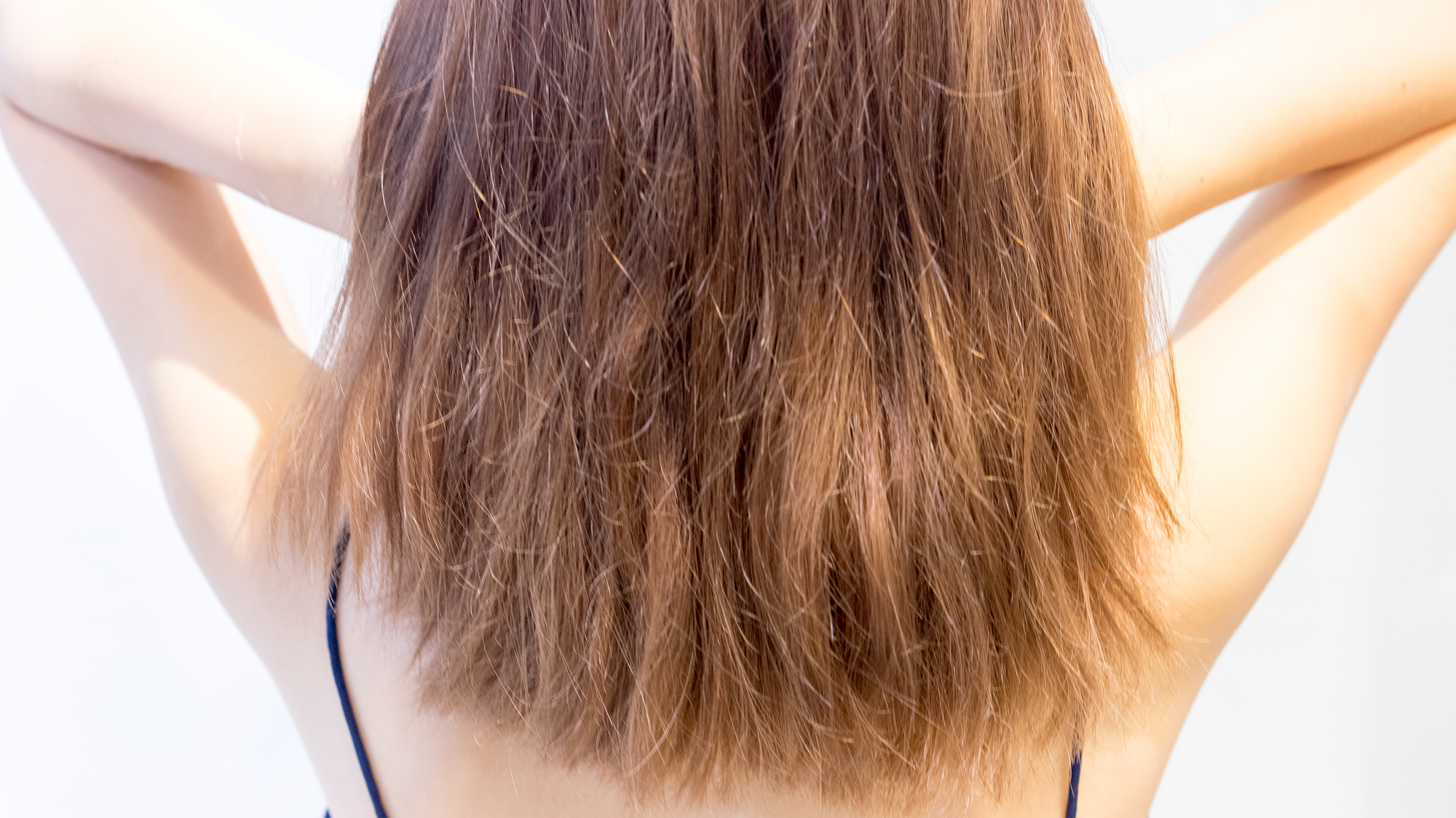 Home Remedies For Dry Brittle Bleached Hair