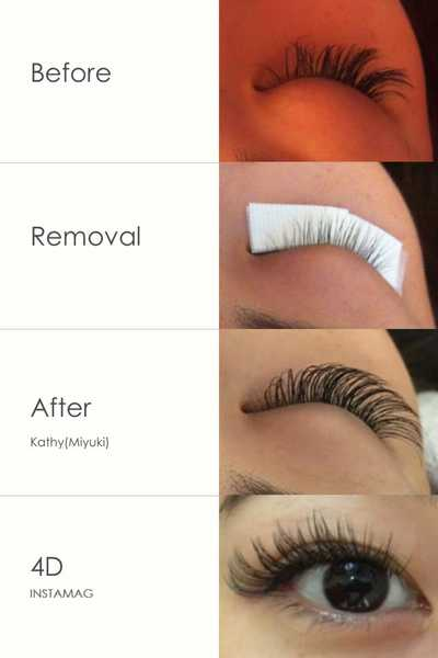 Eyelash perm vs eyelash extensions do you know the difference 2 3 weeks after the extension you may find yourself back at the salon to do a retouch because the uneven lash fall out can make the lash look rather solutioingenieria Gallery