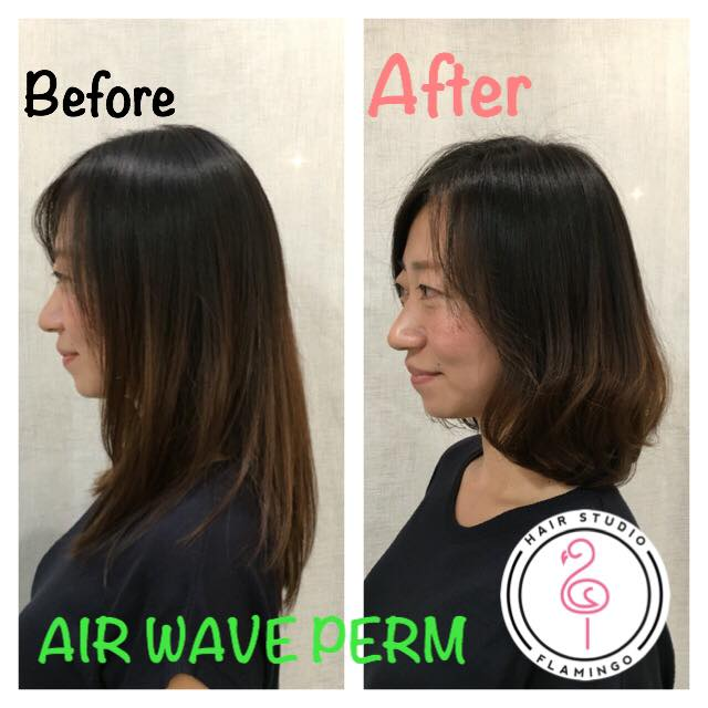 Japanese perm vs korean perm vs singapore perm do you know the airwave perm by flamingo hair studio urmus Images