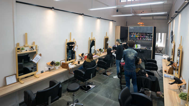 This is possibly one of the Best Hair Salons for a ...