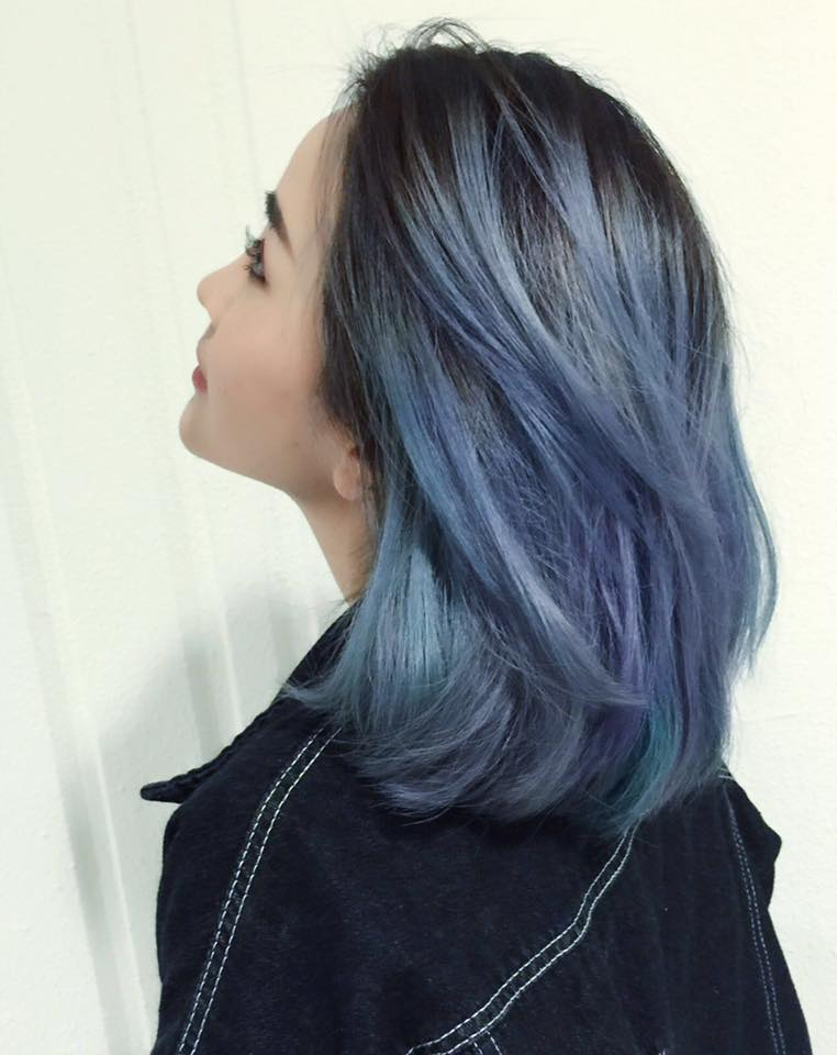 Singapore S 10 Top Hair Colour Trends For 2017