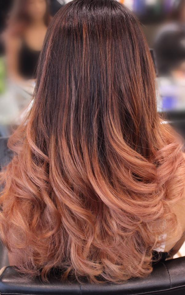 10 Top Hair Colour Trends In Singapore For 2016