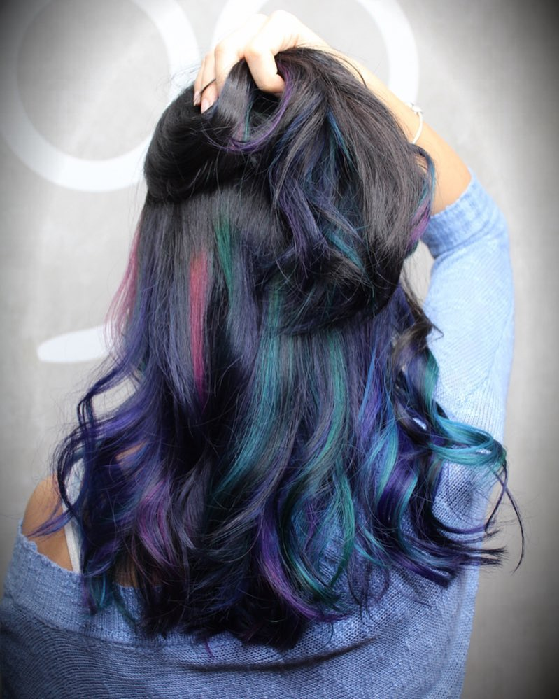 Singapores 10 Top Hair Colour Trends For 2017