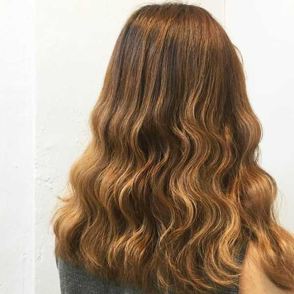 C curl perm singapore for Act point salon review