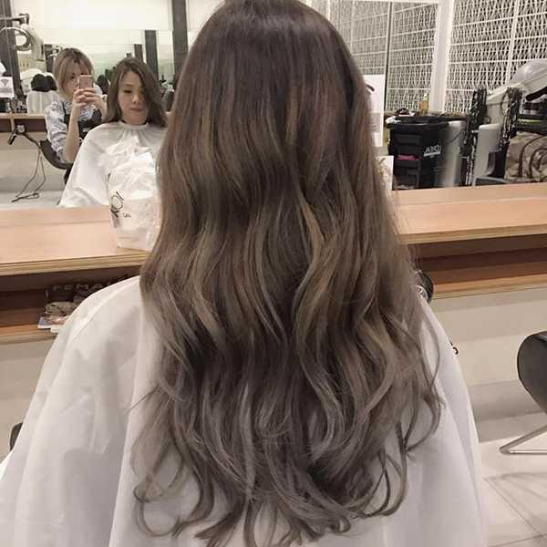 Balayage Japanese Hair
