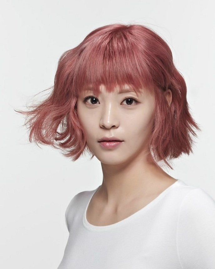 Best Korean Celebrities Inspired Hair Colours In 2017