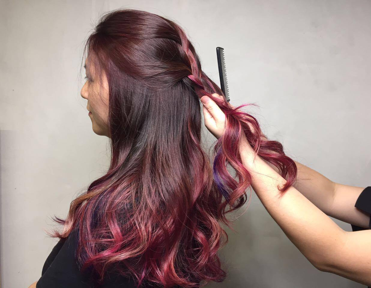 Popular Hair Colours You Must Try In 2018 In Singapore