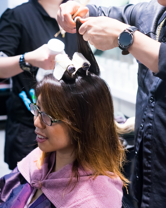 10 tried and tested ways to make your perm last longer does this mean that you have to resign yourself to auntie curls no the eventual style actually depends on how dry you blow dry your hair for digital solutioingenieria Choice Image