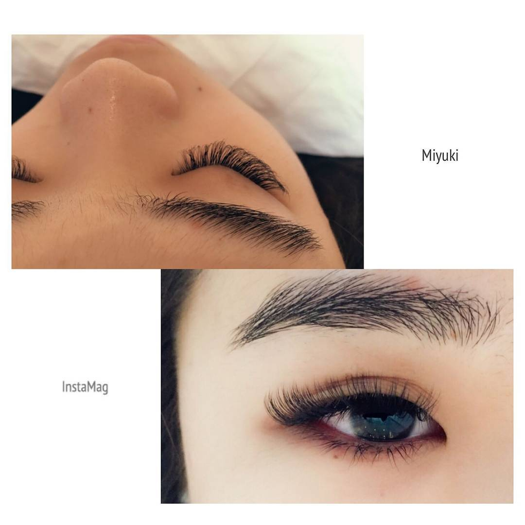 Eyelash perm vs eyelash extensions do you know the difference however an eyelash perm does not make your lashes appear thicker so unless you have naturally thick lashes you are still going to need your favourite solutioingenieria Gallery