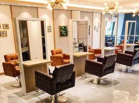 Talk Asian haircut salon that