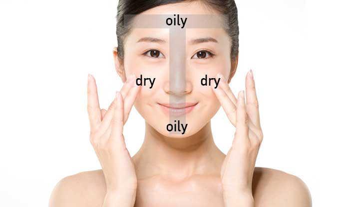Facial dry areas photos 806