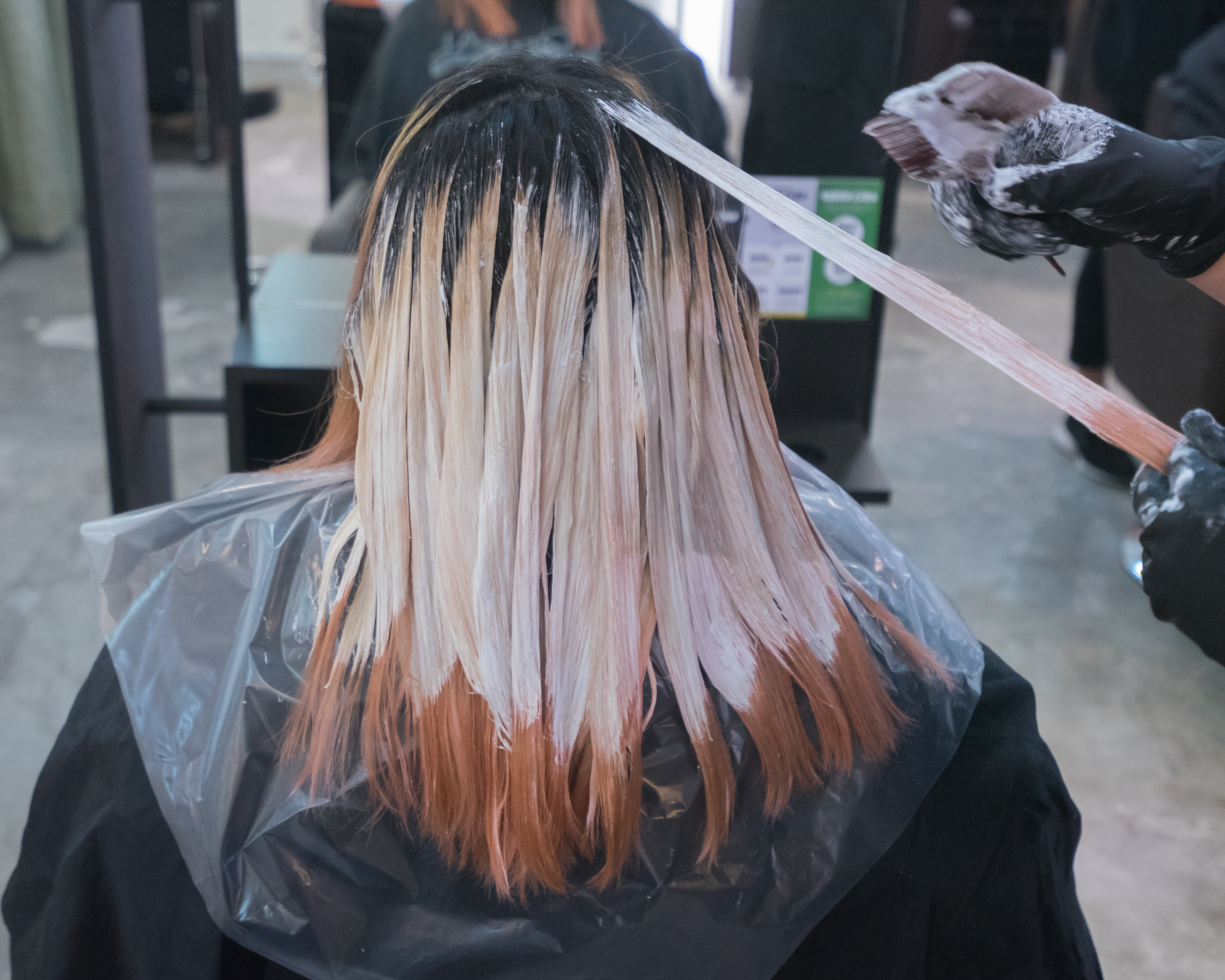 Say Yes To Pink Hair Art This Polytechnic Student Got Her