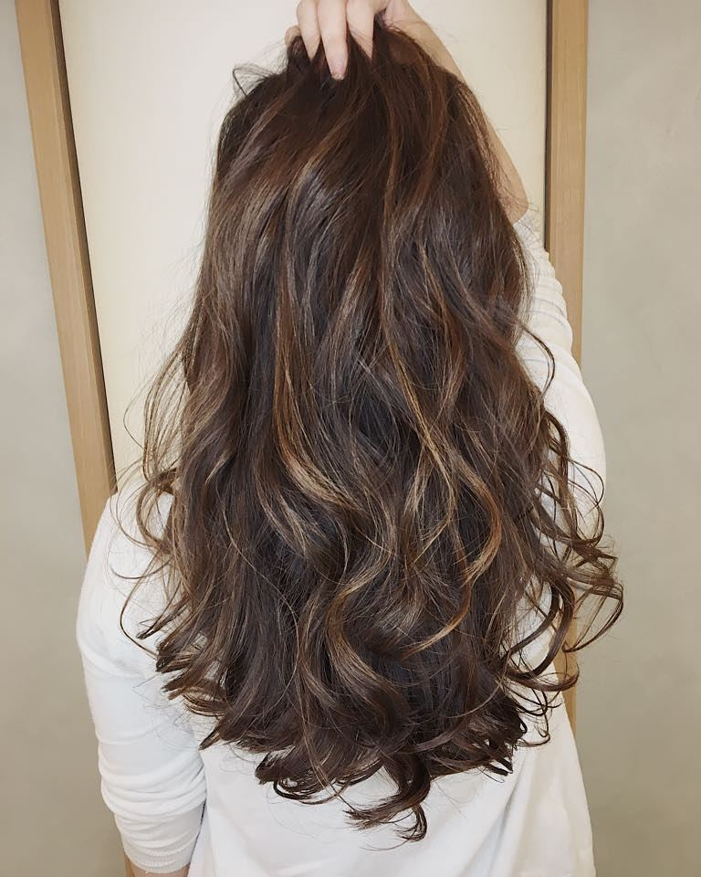 Highlights Vs Lowlights Vs Babylights And Balayage Vs